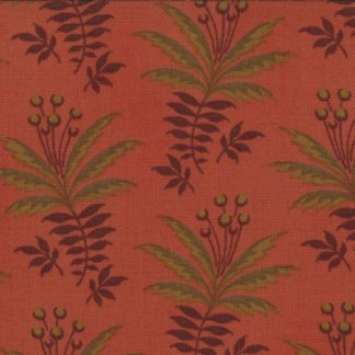 Dancing in the Rain - Moda Fabric - Half Yard - Floral Reproduction Fresh Sprouts Blush Pink Edyta Sitar Laundry Basket Quilts 4207518