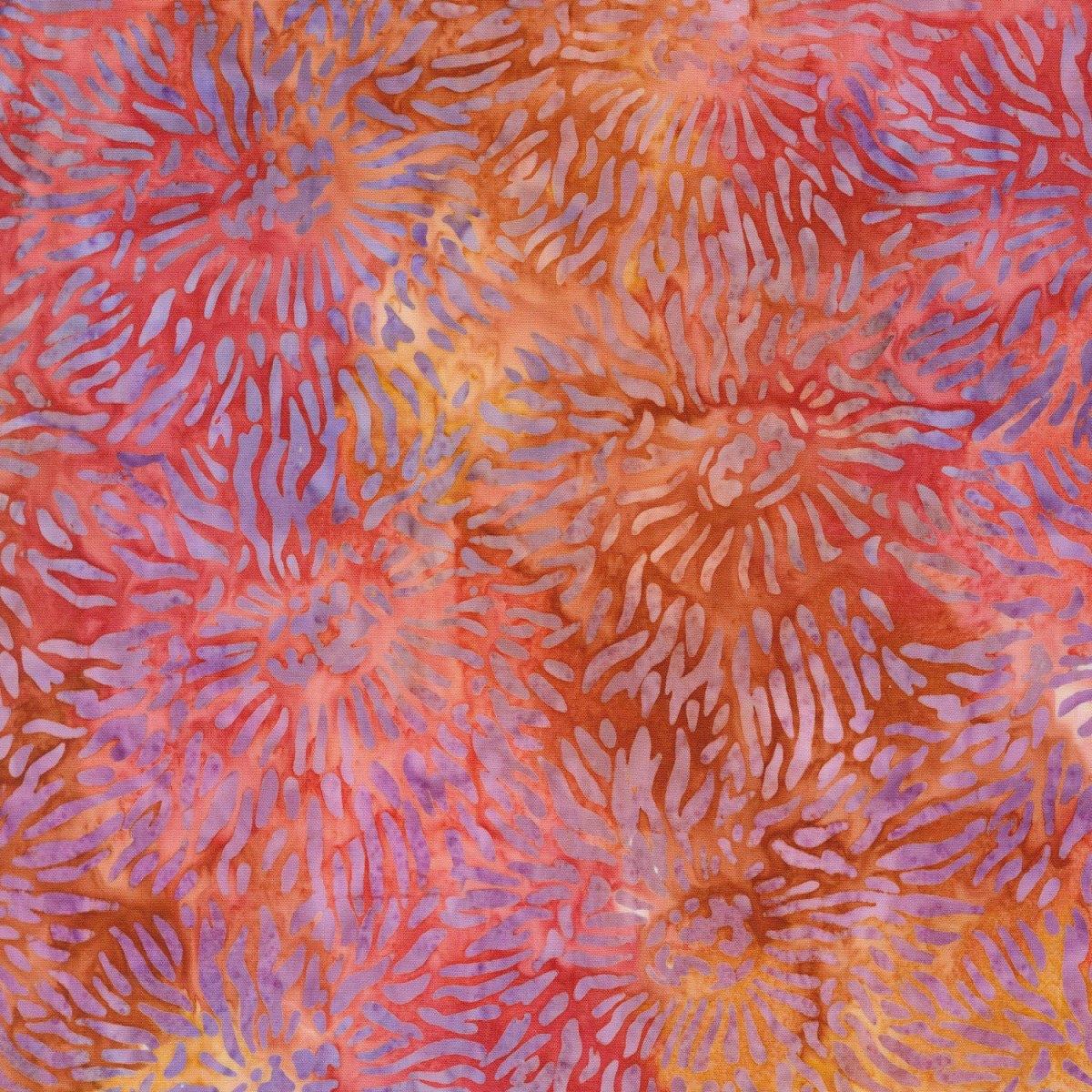 Tigerfish Batik Fabric By McKenna Ryan