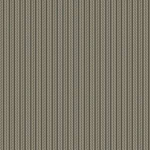 Weeping Willows Fabric - Half Yard - Kathy Hall - Black with Cream Tan Dotted Stripes Quilt Reproduction Fabric Andover - A-8348-K