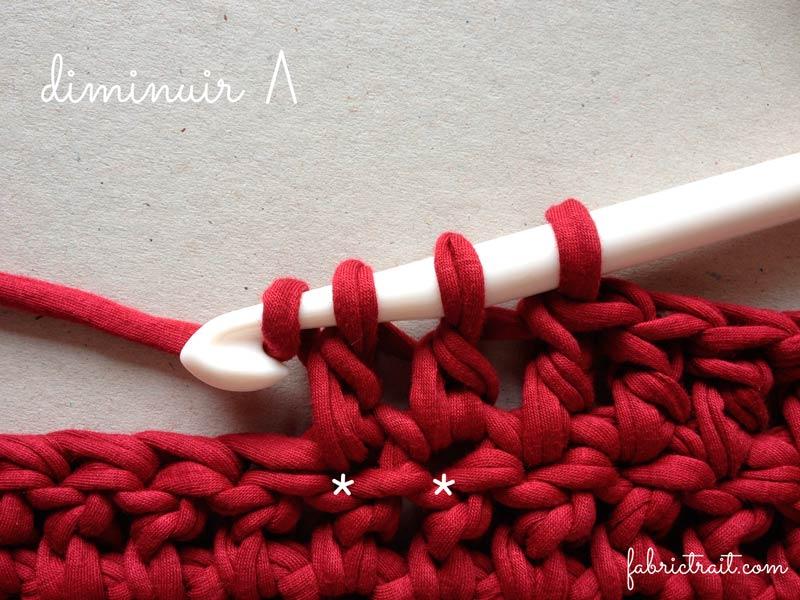 Dica de Crochet | Diminuir