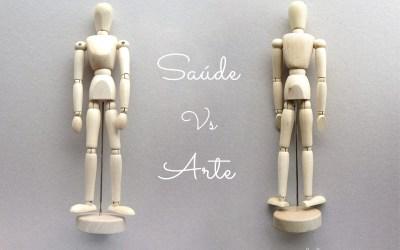 A SAÚDE E A ARTE