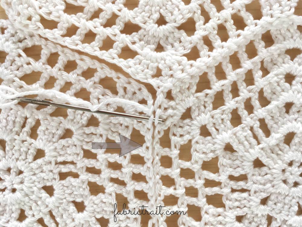 Top em Crochet 5 | top em croche