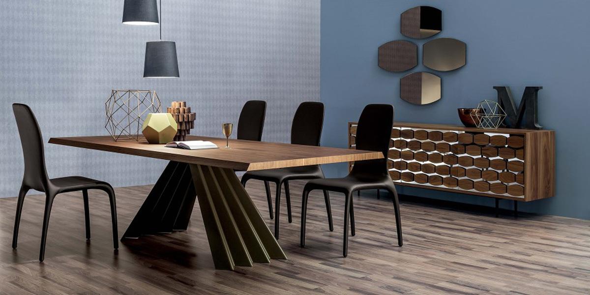 Scegli tra i tavoli moderni zenzero shop. Tavoli E Sedie Macerata Fabrika Home Solutions