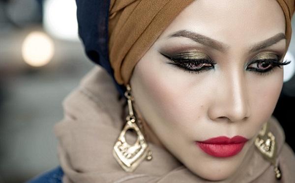Арабский макияж особенности передачи восточного колорита
