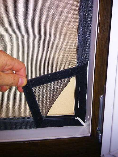 Монтаж москитной сетки – Как установить москитную сетку на ...