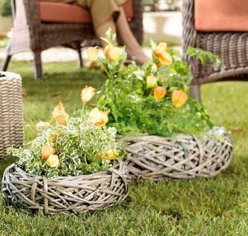 Осенний сад фото – Осеннее оформление сада и дома