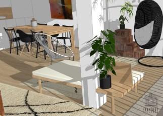 Architecte d'intérieur bordeaux projet de rénovation bordeaux