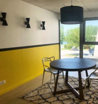 Salle de réception clientèle // Traiteur BORDEAUX