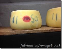 plaque de caséine identification fromage