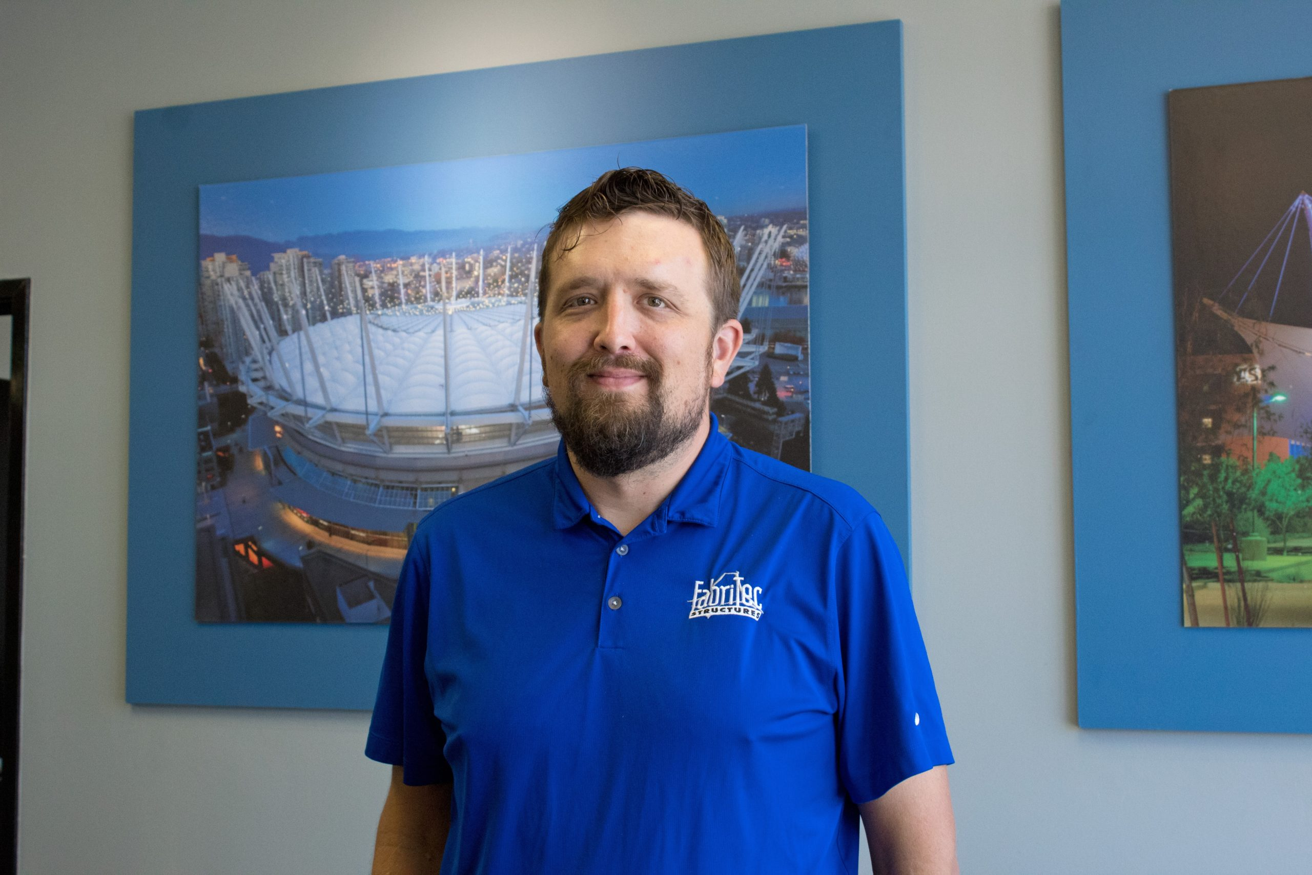 Curtis Godlevsky Project Manager FabriTec Structures