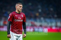 Ante Rebic (AC Milan) Serie A 2019/2020 ---------------------------------------------------------------- Immagini ad uso editoriale • Servizio Agenzie Stampa • Contattateci per informazioni Images for editorial use • Press Agency Service • DM for any information Fabrizio Carabelli © All Rights Reserved -------------------------------------------------------------- FABRIZIO CARABELLI IMAGES #FCI www.fabriziocarabelli.com