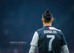 Cristiano Ronaldo of Juventus during the Coppa Italia 2019/20 match between AC Milan vs Juventus at the San Siro Stadium, Milan, Italy on February 13, 2020 - Photo Fabrizio Carabelli