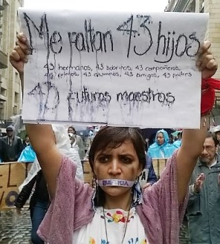 Ayotzinapa Mexico DF (Small) (2)