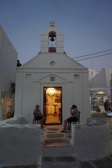 koścół Mykonos