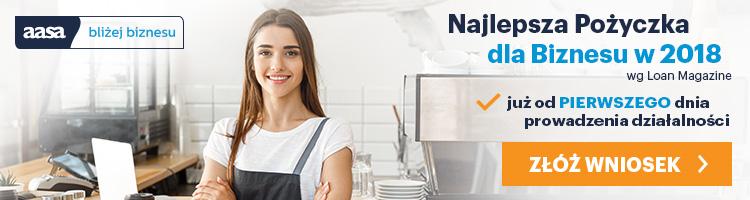 Szybka pożyczka dla nowych firm online