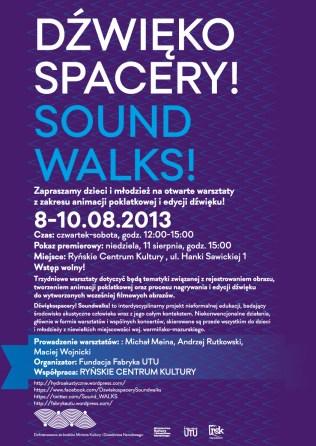 plakat-2-A3-dzwiekospacery_soundwalks
