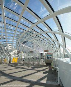 Lightrailstation Den Haag / Zwarts & Jansma Architects