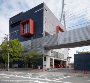 Osaka Fire Department Marine Station /