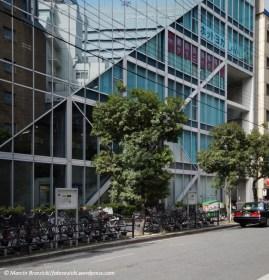 Kyobashi K2 Building Post Office / Kazuo Shinohara Atelier