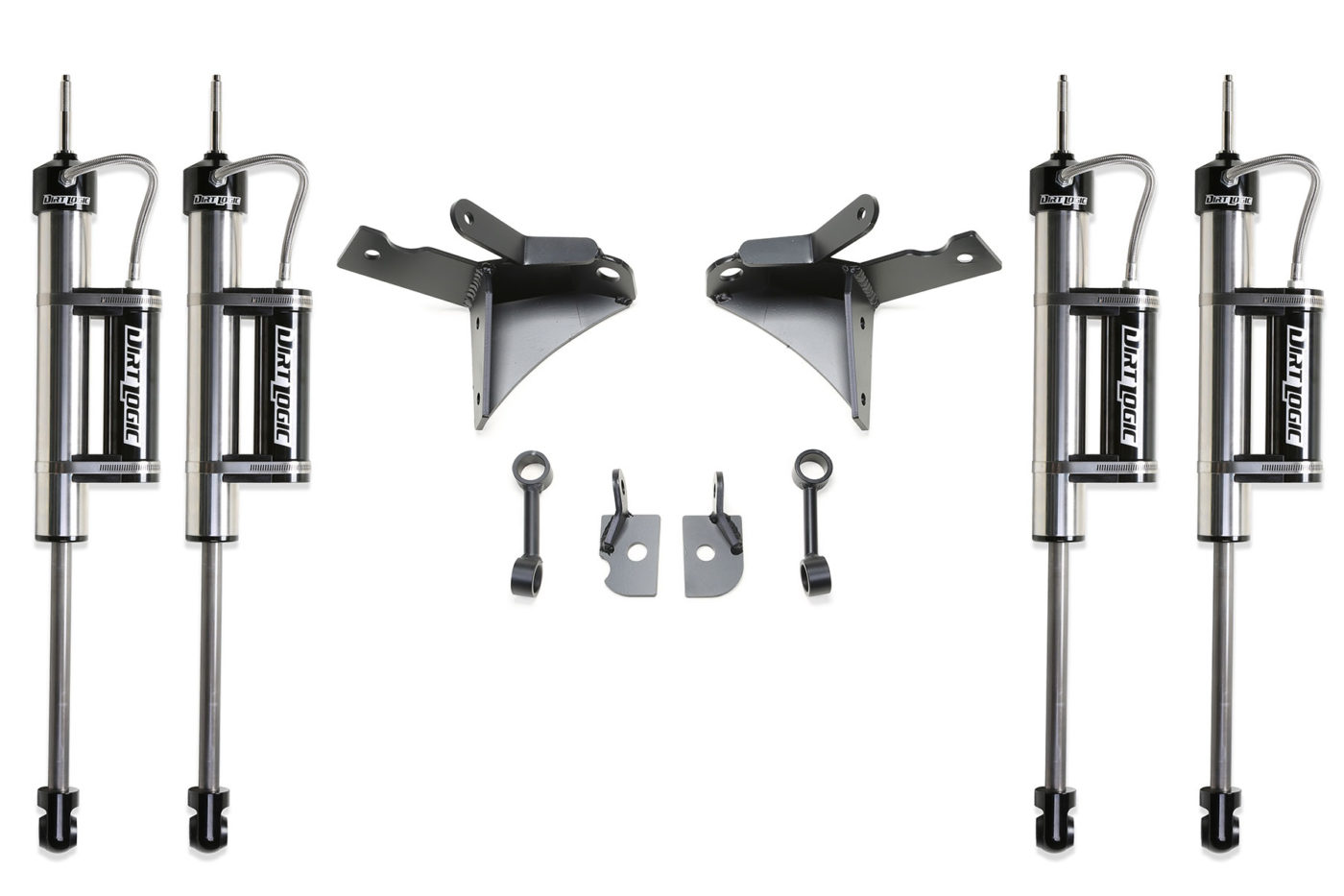 7 Radius Arm System W Coil Springs Amp Stealth Shocks