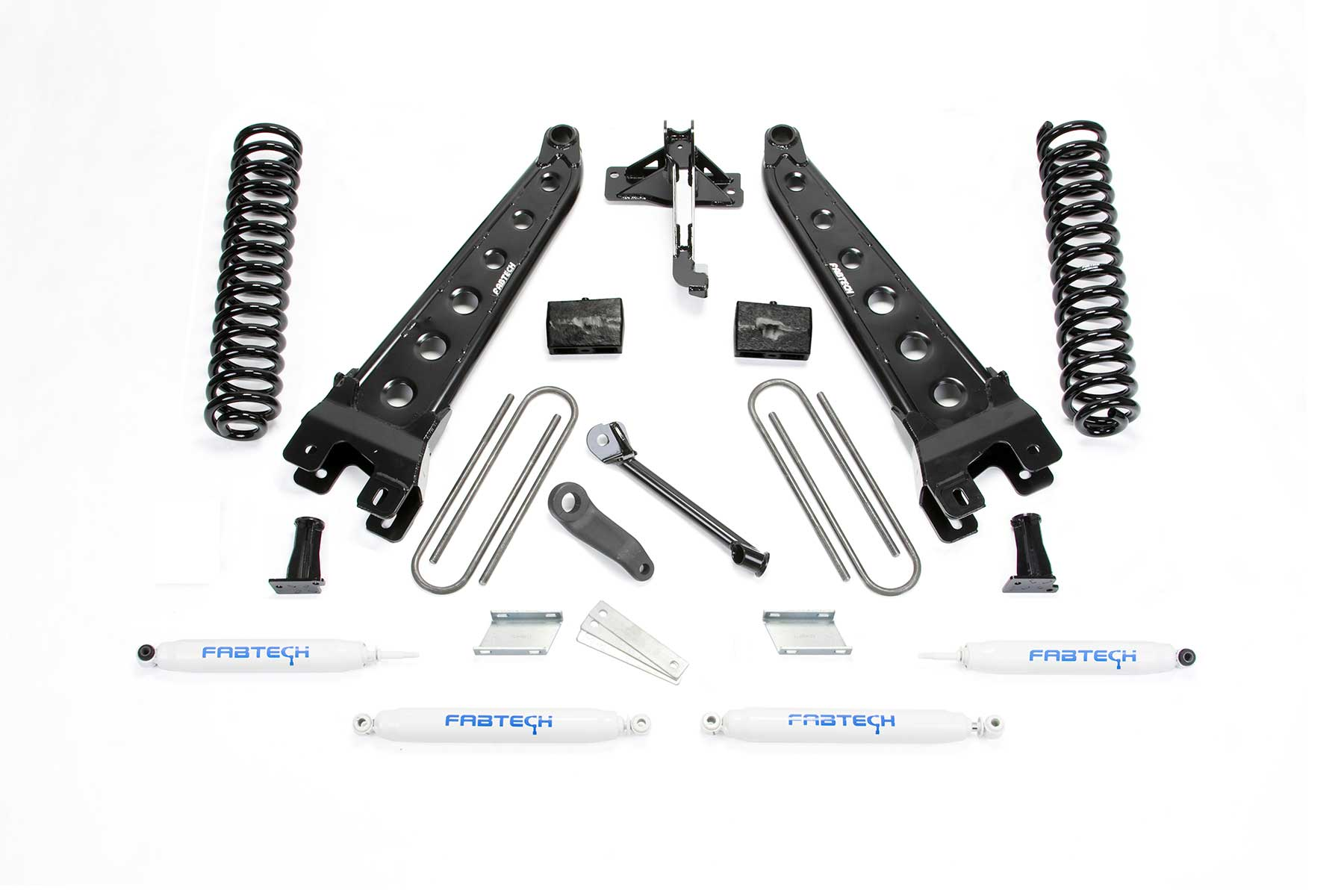 Radius Arm Systems