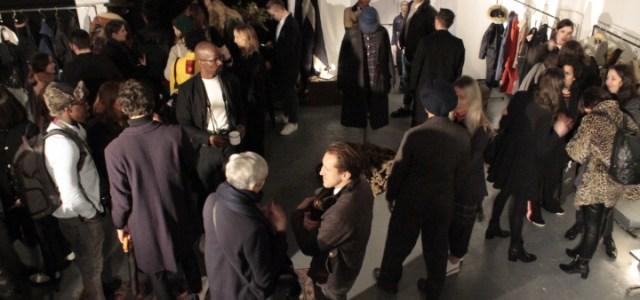 AW17 NIGEL CABOURN - London Fashion Week Men's 17