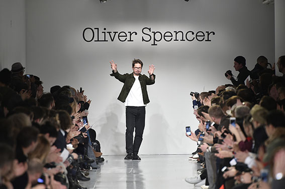 OLIVER SPENCER AW17 Collection 2