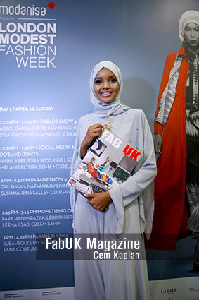 Industry pioneers Modanisa dazzle with their first London Modest Fashion Week 4