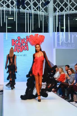 Preview from Pure London SS18 by Karlton Chambers 12