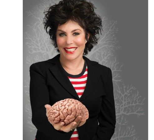 Ruby Wax A Masterclass in Mindfulness 2