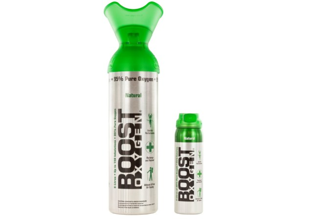 Boost Oxygen | The Morning After The Night Before Hangover Free!