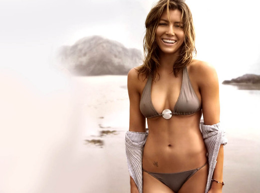Jessica Biel Praises the Paleo diet! 3