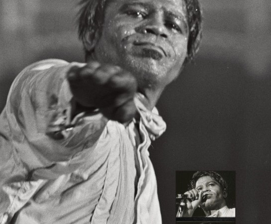 Two days in New York with the Godfather of Soul James Brown 1