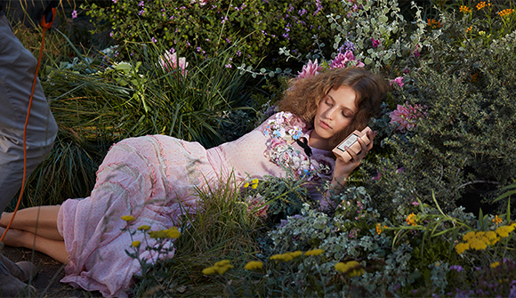 An Exclusive Behind-the-Scenes Look at Gucci Bloom 3
