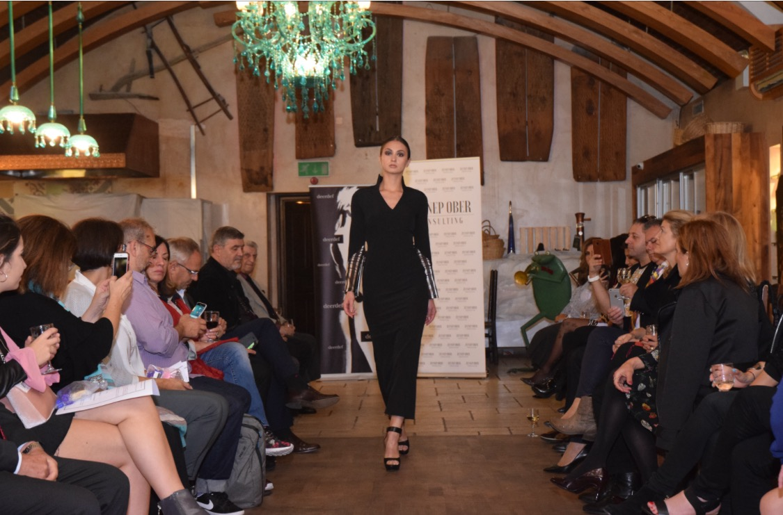 Deerdef SS 2018 Collection and Timeless Collection Show was staged during London Fashion Week 3