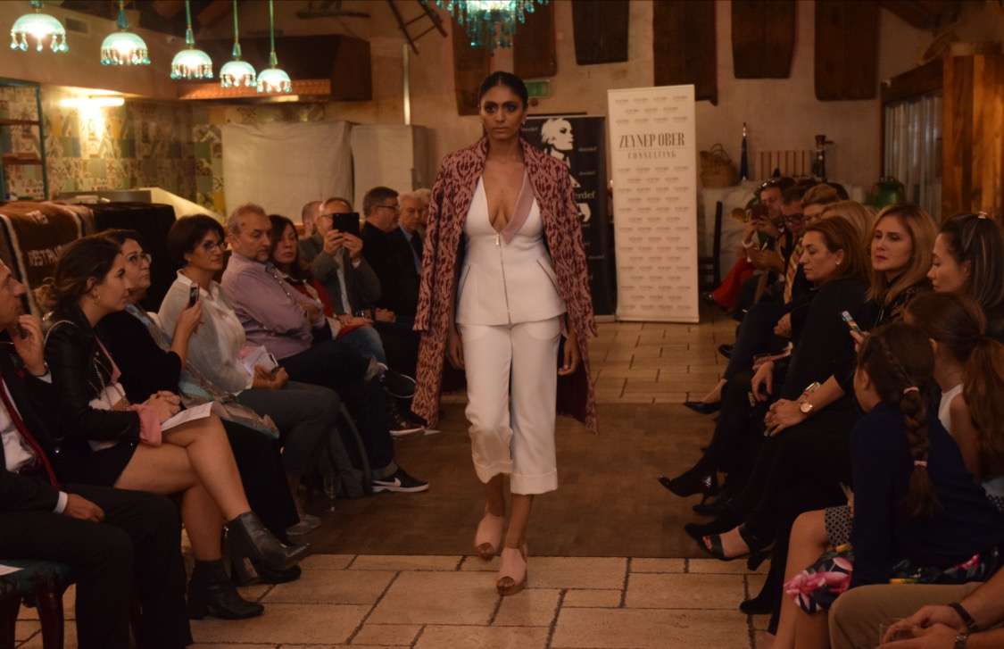 Deerdef SS 2018 Collection and Timeless Collection Show was staged during London Fashion Week 5