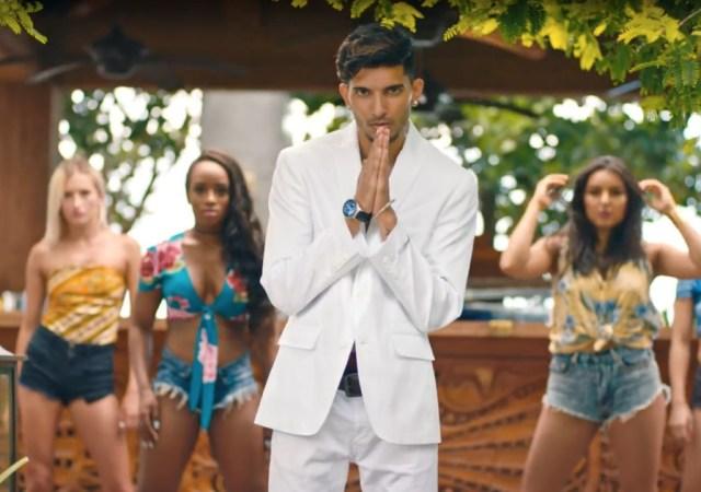 "DASU drops his first major international single ""Turn Back Time"" 3"