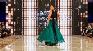 Fasiha S Collection Catwalk At Pakistan Fashion Week London (12)