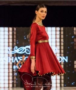Fasiha S Collection Catwalk At Pakistan Fashion Week London (28)