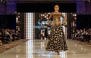 Fasiha S Collection Catwalk At Pakistan Fashion Week London (41)