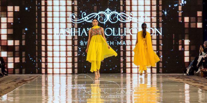 Fasiha S Collection Catwalk At Pakistan Fashion Week London (49)