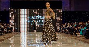 Fasiha S Collection Catwalk At Pakistan Fashion Week London (5)