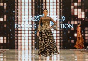 Fasiha S Collection Catwalk At Pakistan Fashion Week London (50)