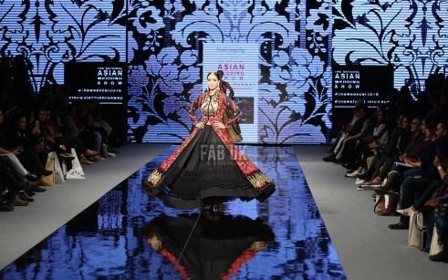 National Asian Wedding Show India Fashion Week London (43)
