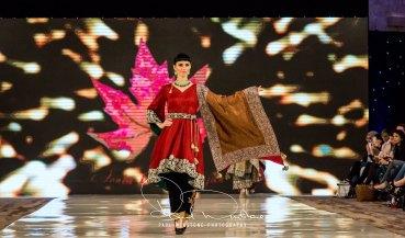 Sonia Mahajan Catwalk Show At Pakistan Fashion Week London 2017 (10)