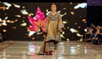 Sonia Mahajan Catwalk Show At Pakistan Fashion Week London 2017 (6)