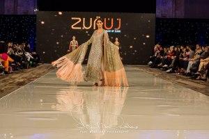 Zunn Catwalk At Pakistan Fashion Week London (13)