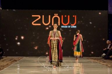 Zunn Catwalk At Pakistan Fashion Week London (17)