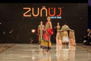 Zunn Catwalk At Pakistan Fashion Week London (23)