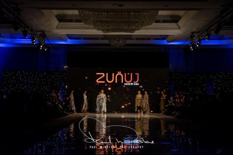 Zunn Catwalk At Pakistan Fashion Week London (24)